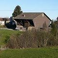 zabudowa szwajcarskich wsi