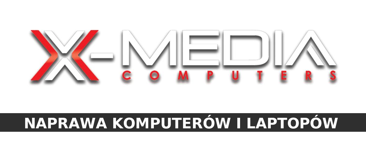 SERWIS KOMPUTERÓW I LAPTOPÓW X-MEDIA