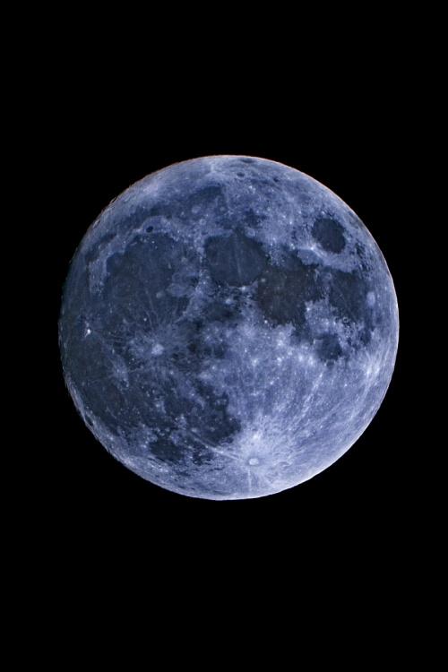 Wigilijny Księżyc...