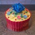 cupcake dla dziweczynki #cupcake #ciastko #tort #ciastko #torty #okazjonalne #bajkowe #torty