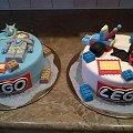 LEGO #Lego #klocki #lego #torty #dla #dzieci #torty #okloicznościowe #torty #tort #lego #wojownicy