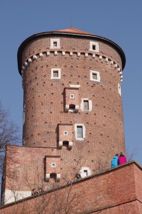 ale wieża...