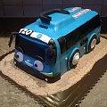 Tort samochód #Tayo #SAMOCHÓD #AUTO #tort #samochód #tort #okloicznościwe #torty #dla #dzieci