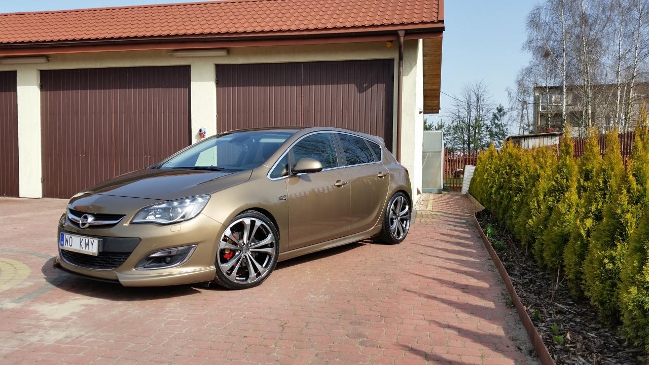 Forum Opel Insignia Club Forum Opinie Zobacz Temat Felgi 20