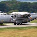 Lockheed C-130 H Hercules, Belgium - Air Force (wersja z kółeczkami ;))) )