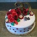 30 -te urodziny #urodziny #tort #urodzinowy #tort #okazjonalny #urodziny