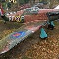 Hawker Hurricane MK I (replika 1:1)