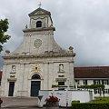 klasztor w Mariastein (kolo Basel