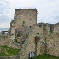 ruiny zamku Landskorn