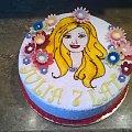 Tor z Barbii #trort #okolicznościowy #barbii #tort z #barbii #kobieta #tort #torty #artystyczne