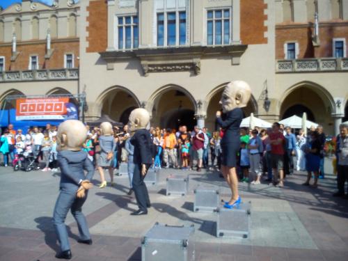 29. ULICA - 7-10 lipca 2016 Kraków - polecam!!!