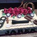 Urodziny Jarka #barman #tort #dls #barmana #torty #okazjonalne #tort na #urodziny #cygara #obcinacz do #cygar
