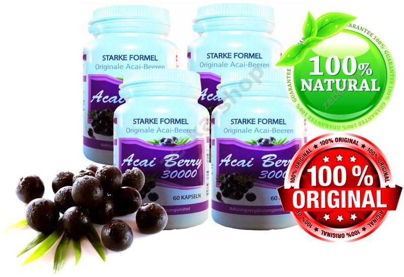 108000mg brasilianische acai berry extrakt 240 kapseln. Black Bedroom Furniture Sets. Home Design Ideas