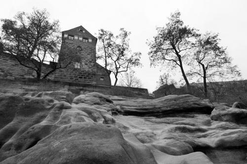 Zamek cesarski w Norymberdze