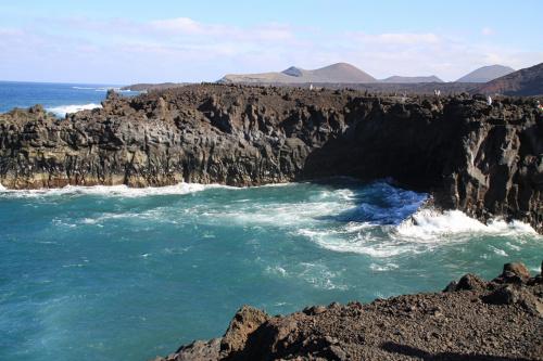 Lanzarote, najbardziej wulkaniczna z Wysp Kanaryjskich.