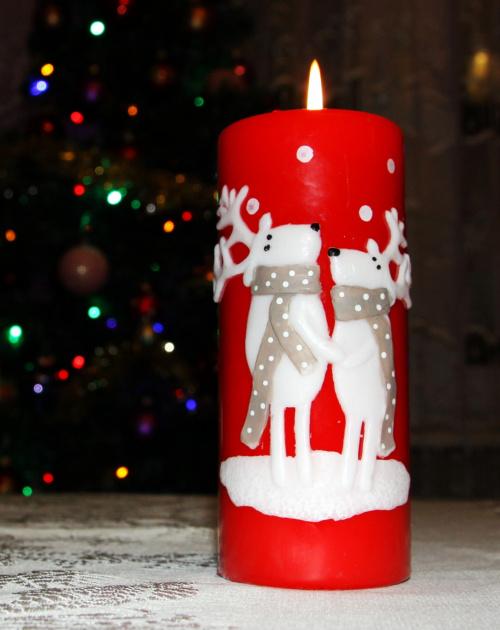 Święta jeszcze trwają, a więc życzę wszystkim miłego, świątecznego nastroju aż do Nowego Roku ! :-))))