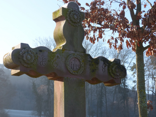 wiekowy krzyż-1688